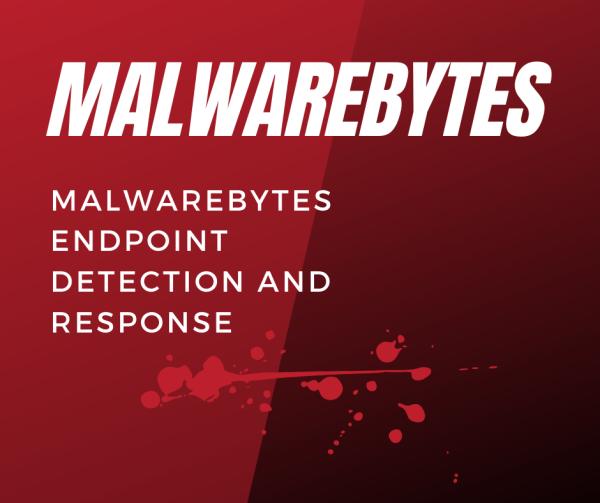 Malwarebytes Endpoint Detection & Response (EPDR)