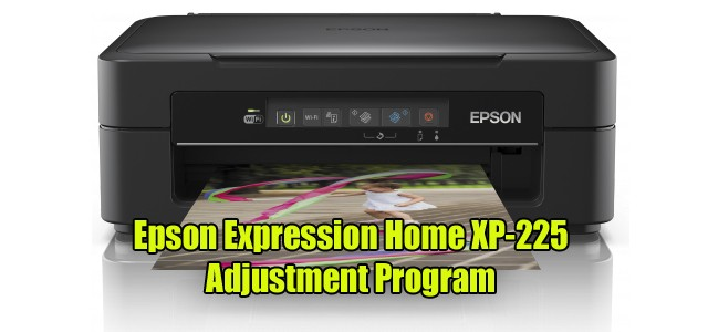 Epson Expression Home XP-225  Resetter