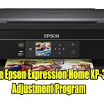 Epson Expression Home XP-303 Resetter