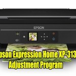 Epson Expression Home XP-313 Resetter