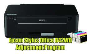 Epson Stylus Office B42WD Adjustment Program