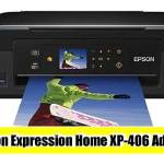 Epson Expression Home XP-406 Resetter
