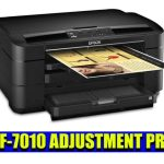 Epson WorkForce WF-7010 Adjustment Program