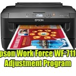 Epson Work Force WF-7110 Adjustment Program