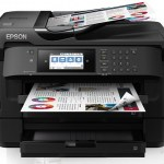 Epson Workforce Pro WF-7720DTWF A3 Colour Multifunction Inkjet Printer