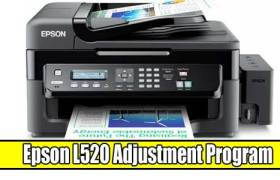 Epson-L520-Adjustment-Program