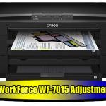 Epson WorkForce WF-7015 Adjustment Program