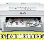 Epson WorkForce WF-3011 Adjustment Program