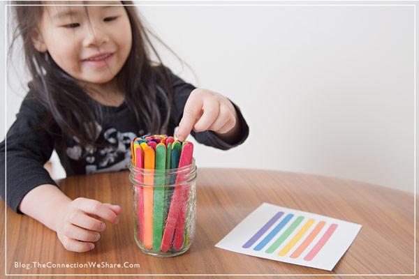 matching-game-for-kids-sticks