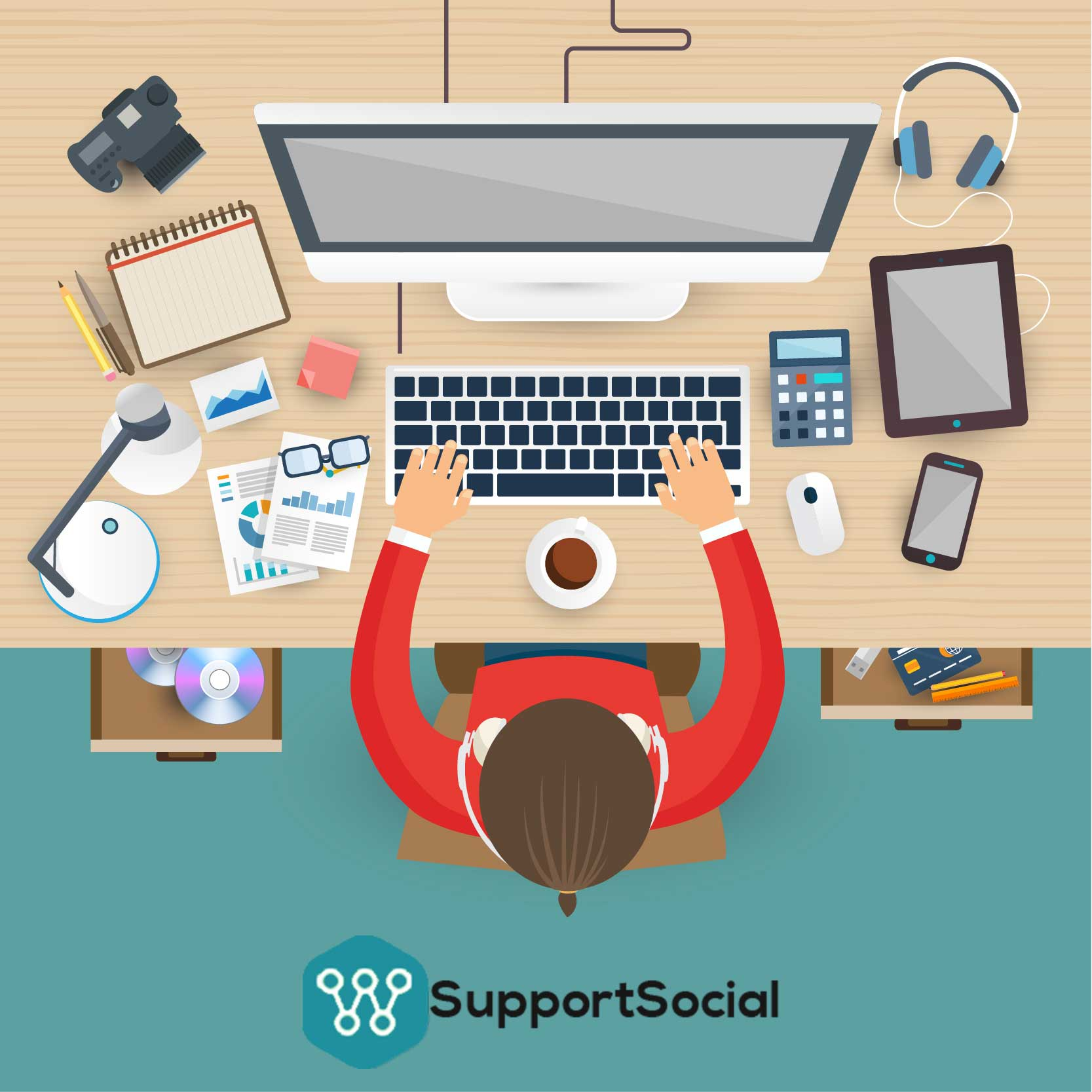 Support Social for Small Businesses