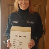 Day 5 of Emergency Preparedness Week. Tip of the Day: Gather Important Documents