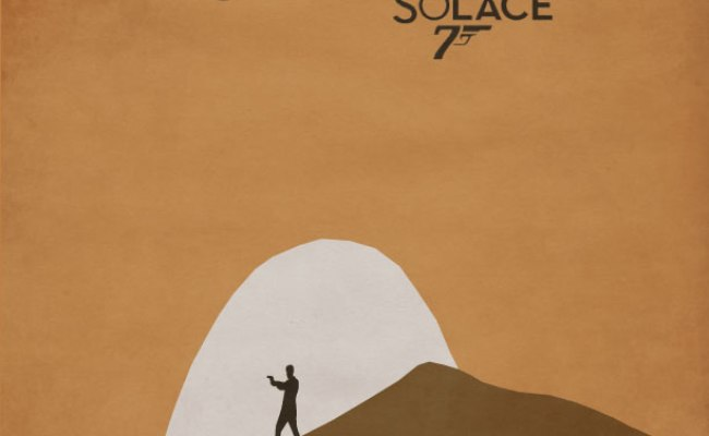 The Bond Movie Series Quantum Of Solace Supposedly Fun