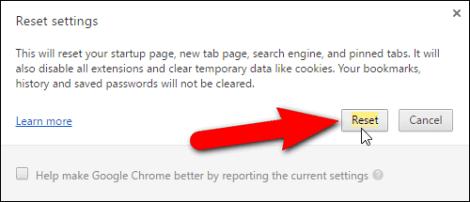 Reset Chrome 2