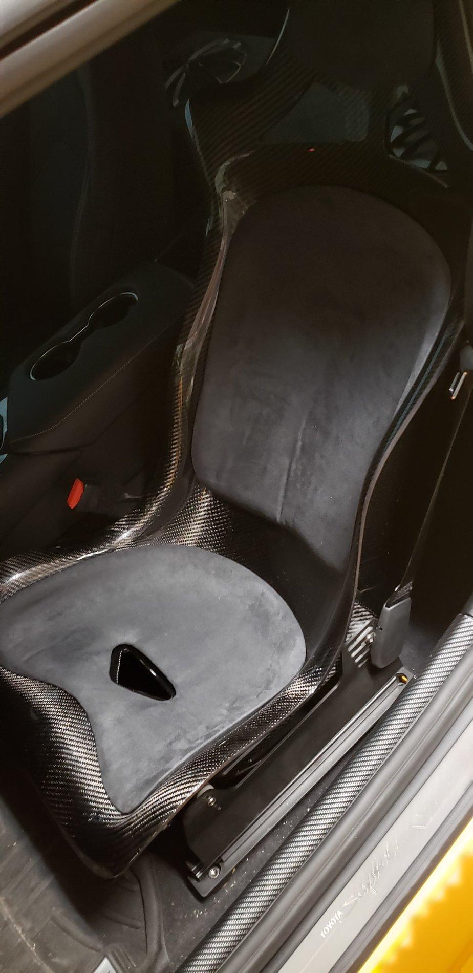 Supra Mk5 Interior : supra, interior, Carbon, Fiber, Installed, Supra., SupraMKV, 2020+, Toyota, Supra, Forum, Generation)