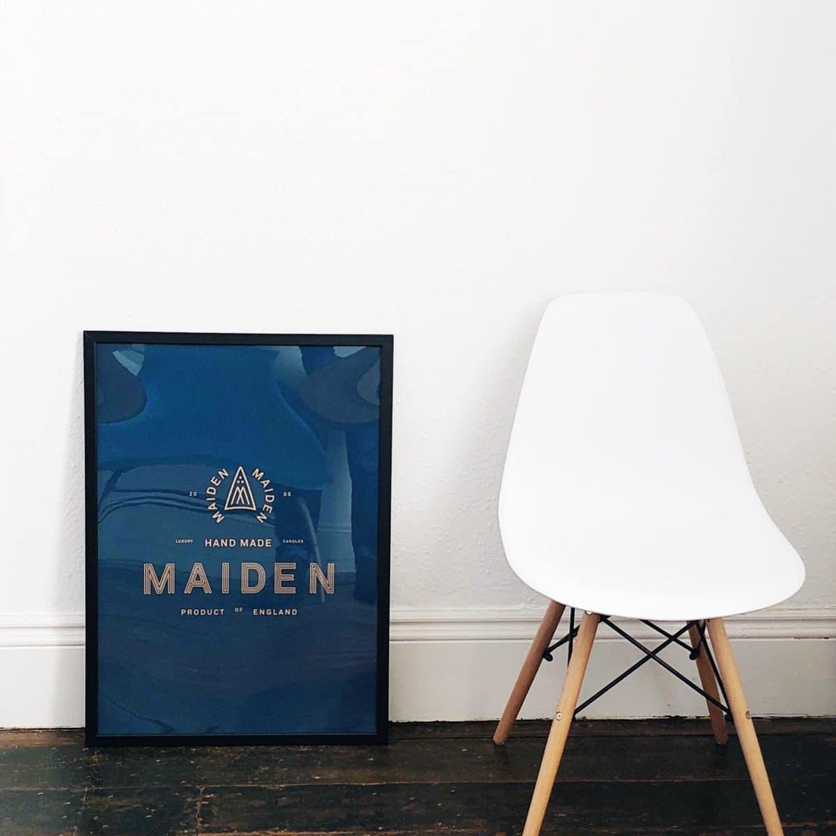 New Work — Coming Soon.MAIDEN.#logo #Brand #Branding #Design #Graphicdesign #Luxury #pattern #packagingdesign #packaging #British #NewRelease #Style #contemporary #handmade #london #dorset #graphicdesigner #graphicdesign #designagency #brandingagency #experience #candles
