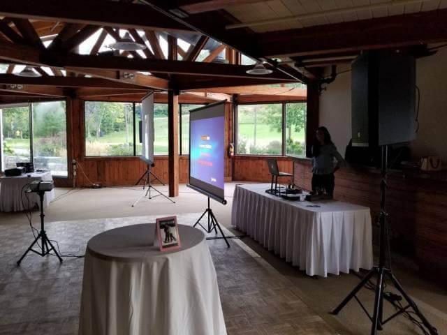 Karaoke Setup