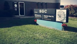 Front of SGC
