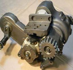 TURRET GEARBOX M1A1