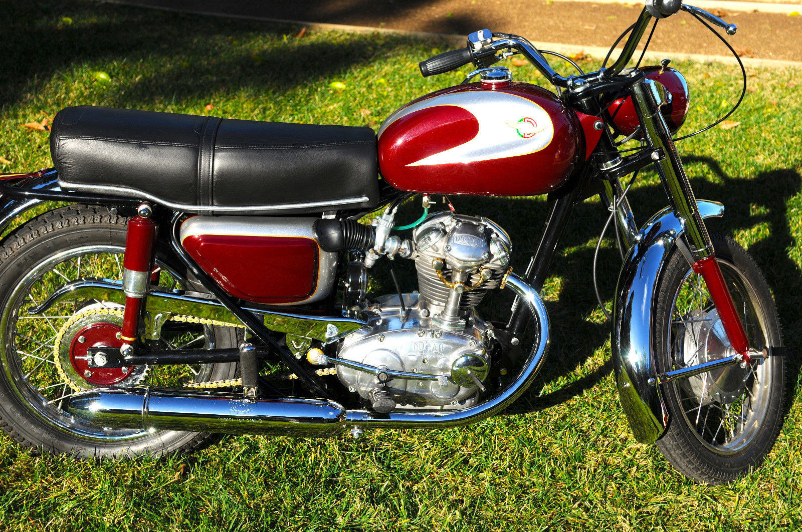 hight resolution of 1965 ducati 160 monza junior 1st edition only one in us kawasaki wiring diagrams ducati
