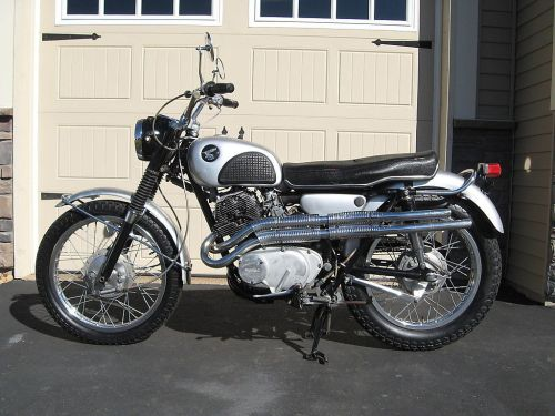 small resolution of 1966 honda cl77 cl 77 cl72 cl450 scrambler small brake example