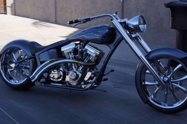 El Rey By Matt Hotch Custom Motorcycles T Choppers
