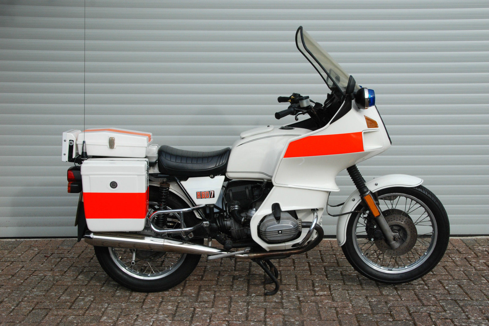 hight resolution of bmw r80 rt 1981 ex police motorcycle 1 jpg