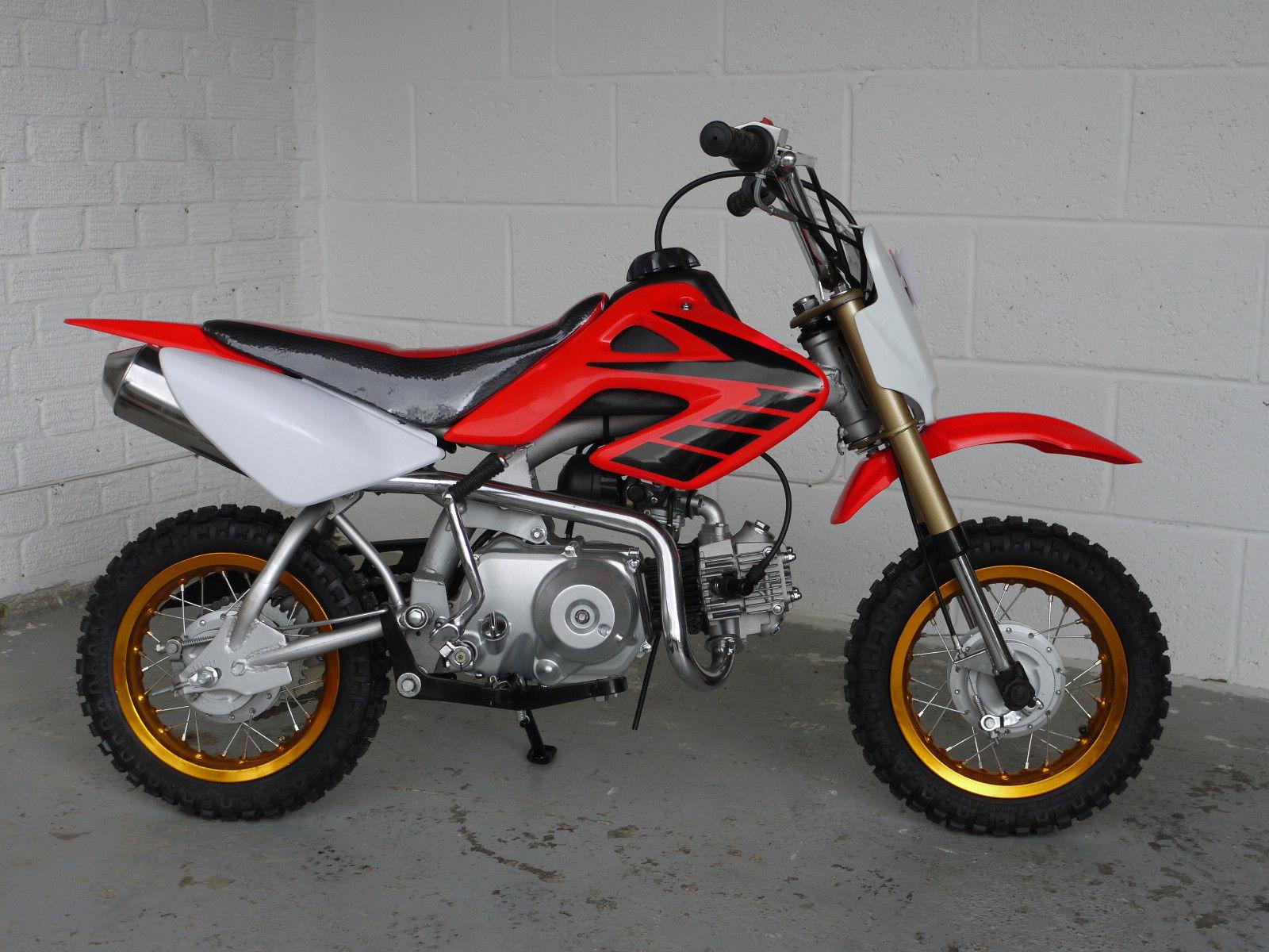 Honda 50 Pit Bike