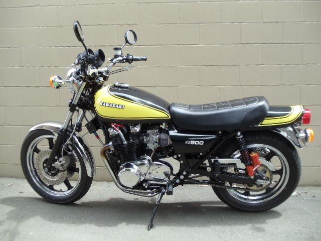 Stunning Z1 Kawasaki Kz900
