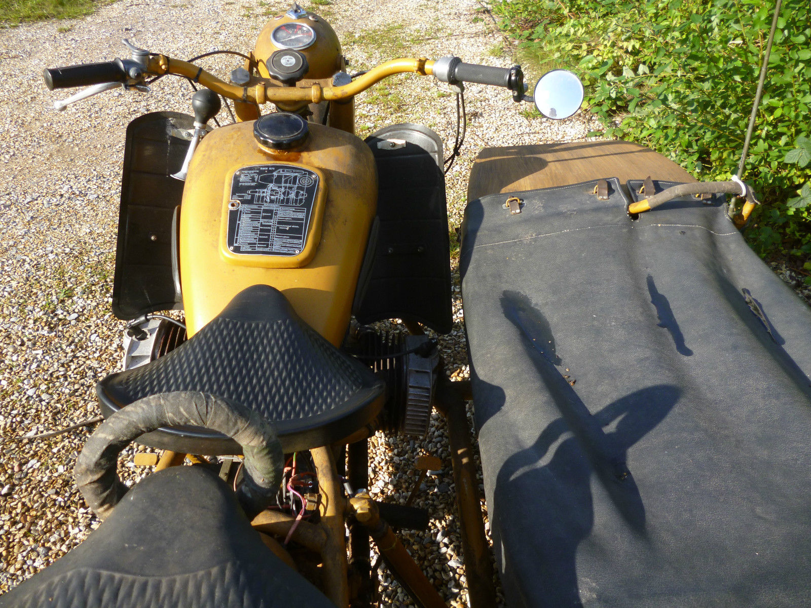 hight resolution of ural k750 sidecar outfit 1962 tax exempt new mot not cossack bmw dnepr