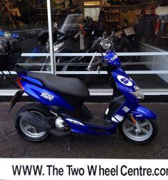 yamaha jog r blue 2003 scooter moped top box mot yamaha majesty yamaha fz1 [ 1024 x 768 Pixel ]