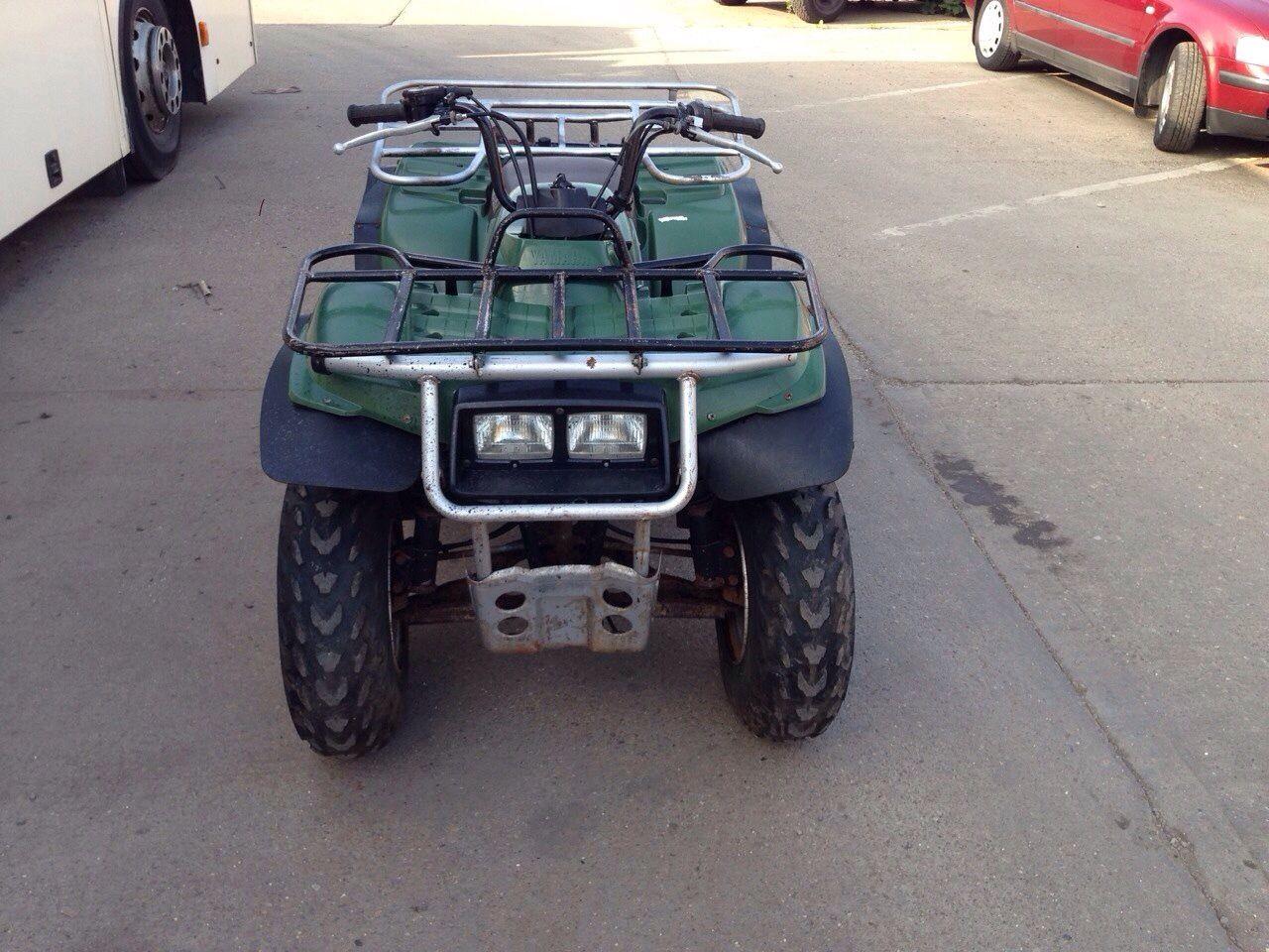 Yamaha Timberwolf Quad 250cc Spares Or Repair