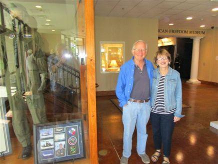 Host Myrna and Billy Braly