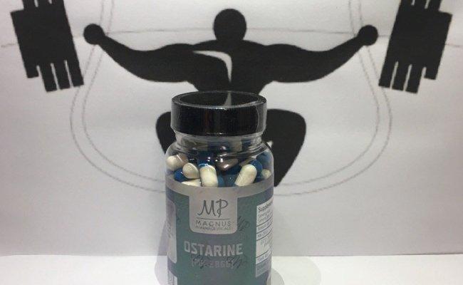 Magnus Pharmaceuticals Ostarine Mk 2866 Supremesteroids To
