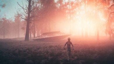 Como os seres humanos reagiriam a um encontro com extraterrestres? 4