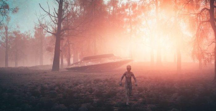 Como os seres humanos reagiriam a um encontro com extraterrestres? 1