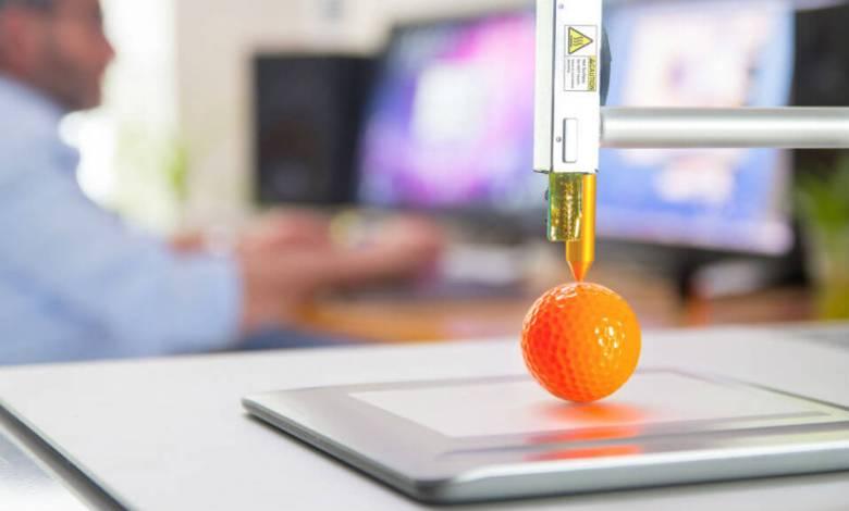 Mercado de impressão 3D