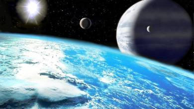 a ideia de vida alienígena não é tão absurda quanto costumava parecer