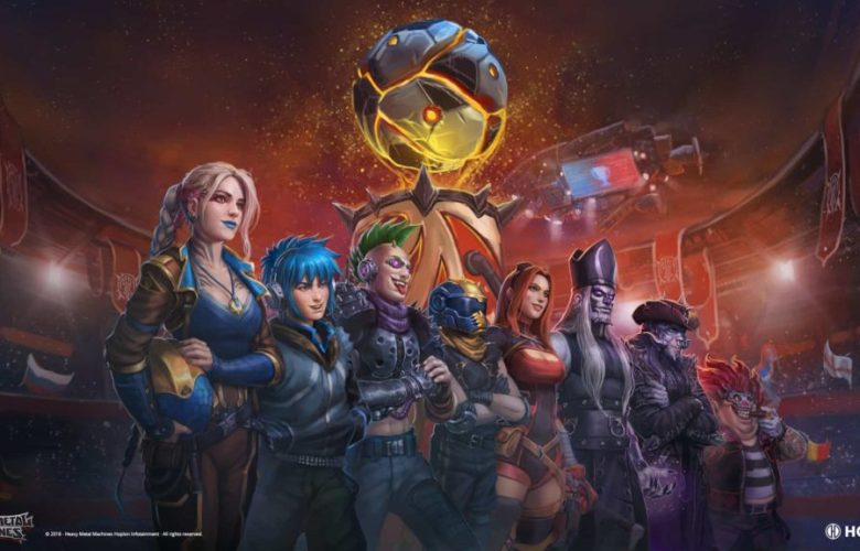 Segunda edição do Metal League