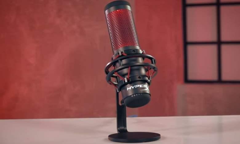 Photo of HyperX lança seu primeiro microfone no mercado brasileiro