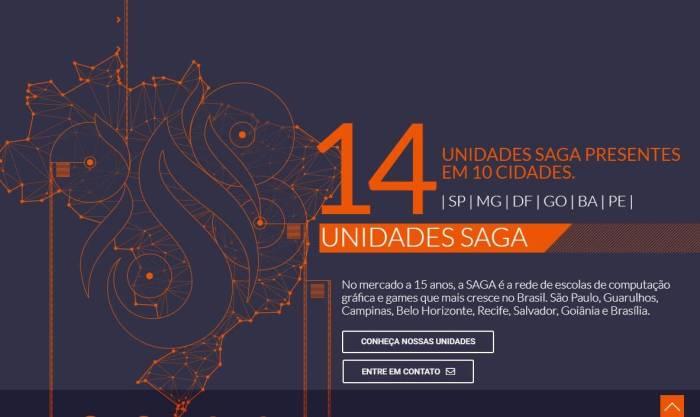 Saga Inaugura espaço inovador