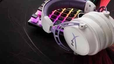 Headset Cloud Alpha Purple Edition