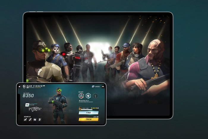Tom Clancy's Elite Squad, um RPG de ação mobile e free-to-play