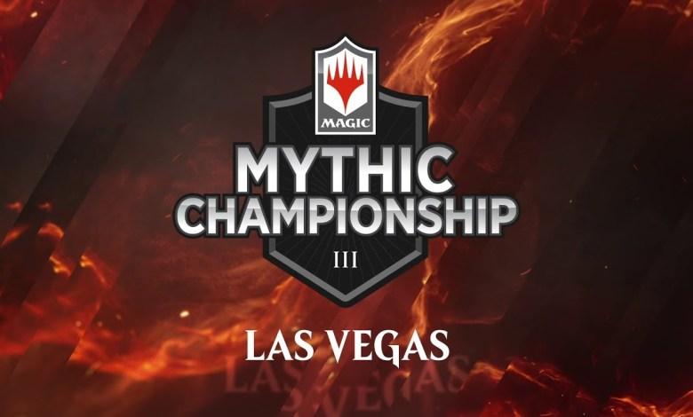A terceira edição do Mythic Championship terá três modos de disputa.