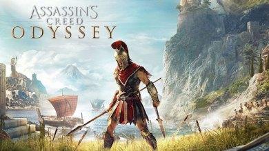 o jogador agora pode criar histórias em Assassin's Creed Odyssey