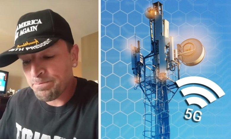 Dano que 5G pode causar segundo técnico que instala antenas