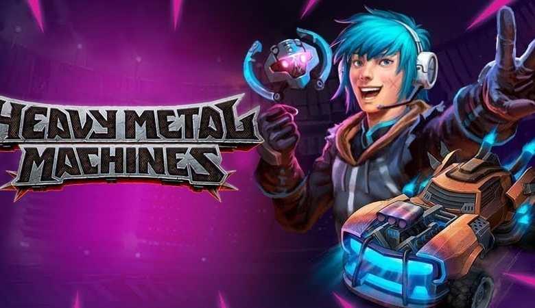 Photo of Metal League 5 de Heavy Metal Machines será realizado em agosto e terá premiação total de US$ 5 mil