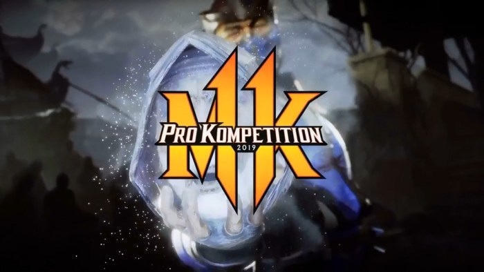Pro Kompetition de Mortal Kombat 11 única etapa brasileira na BGS 1