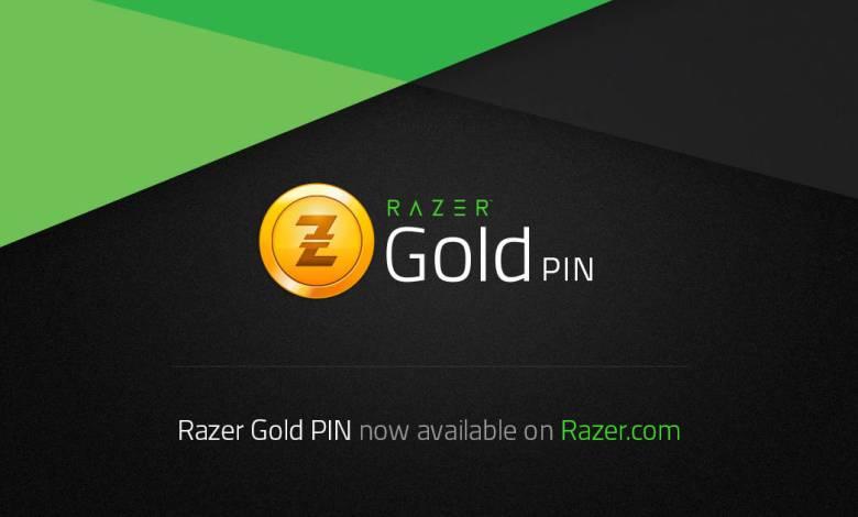 crédito razer gold