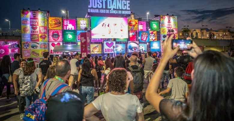 Inscrições para a etapa de Belo Horizonte do Just Dance M.A.C Challenge já estão abertas e são gratuitas 1