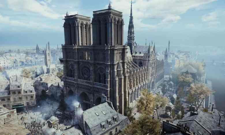 Ubisoft promove primeiro tour em realidade virtual pela Catedral de Notre-Dame 1